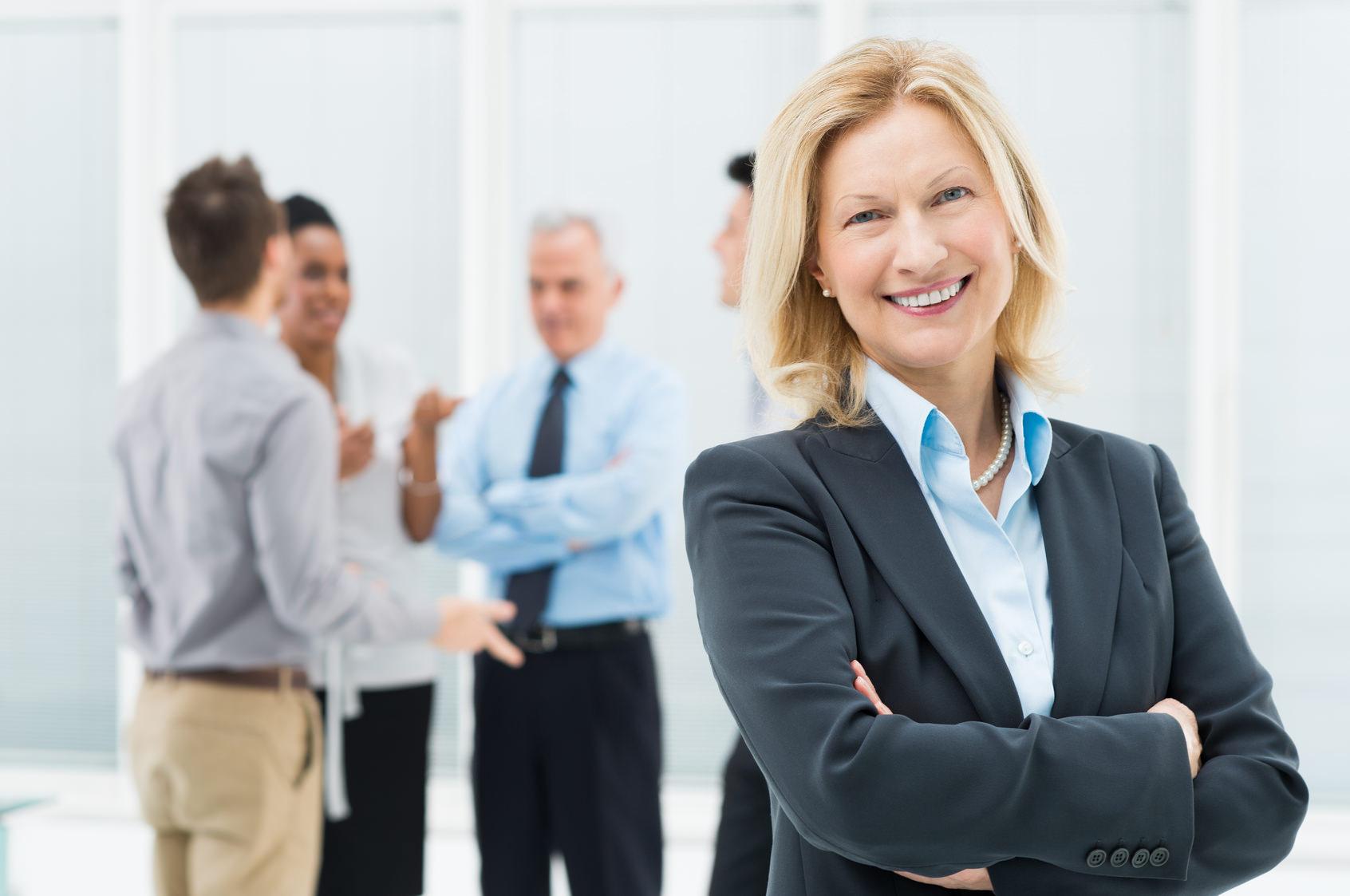 mujer en la vida laboral: